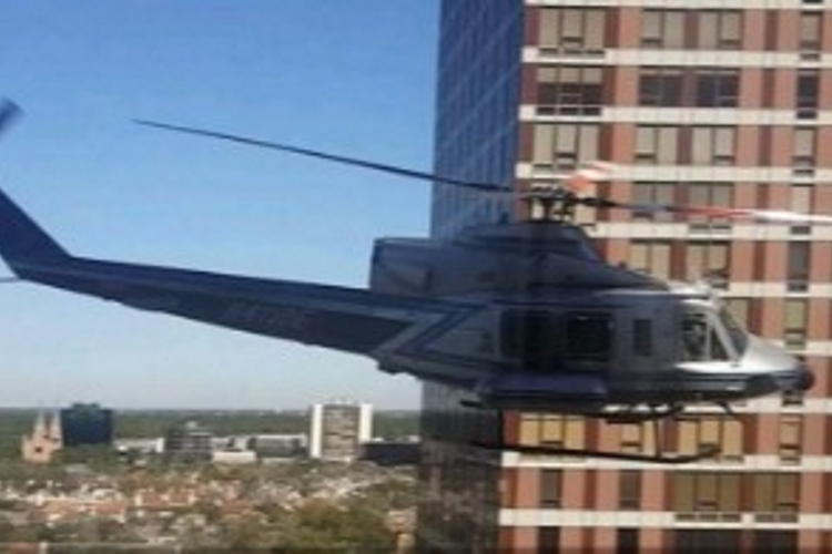 Houston helicopter