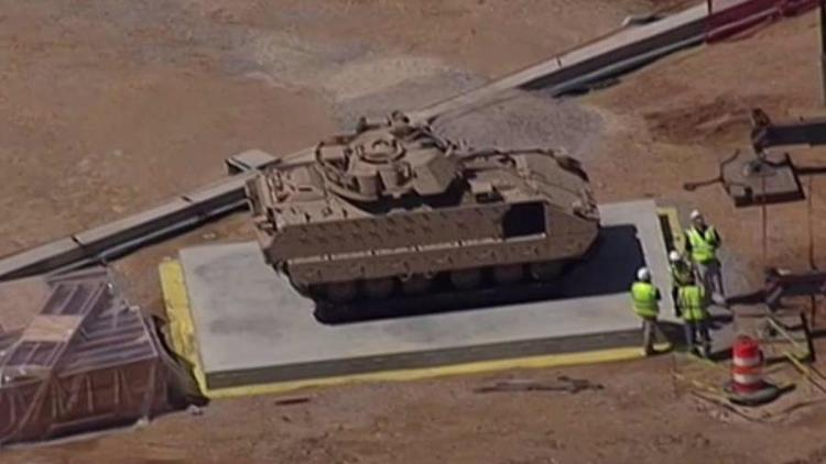 Army_Museum_to_Be_Built_Around_Armored_Vehicle_From_Iraq_War