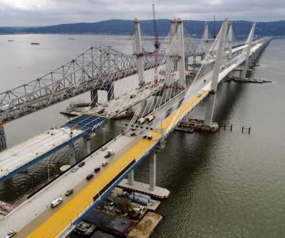 Tappan Zee Bridge Opening