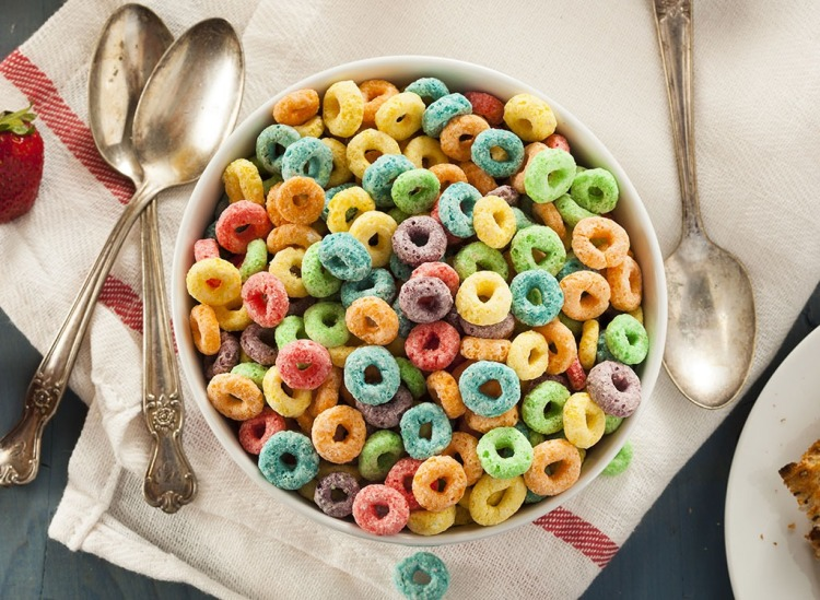 sugary-cereal