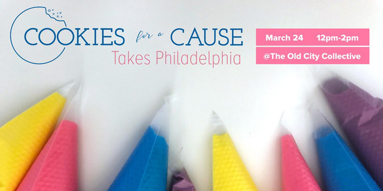 Spring in Philly Cookie Decorating Workshop