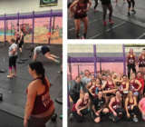CROSSFIT RAID SECOND ANNUAL WOD AND WINE