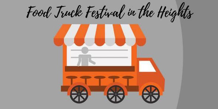 Food Truck Festival In The Heights