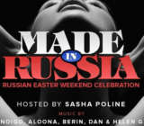 MADE in RUSSIA at ORA club