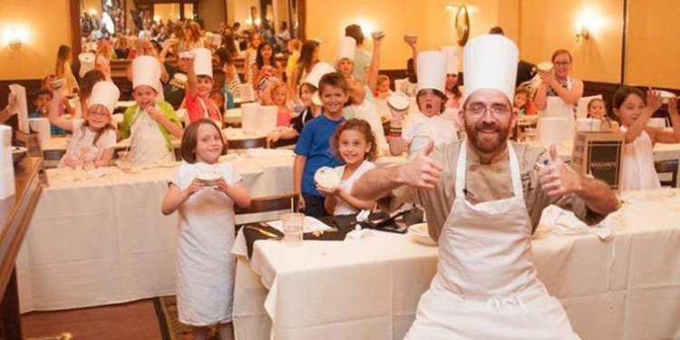 Maggianos Little Chefs Cooking Class - Philadelphia